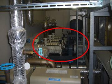 加圧 電圧