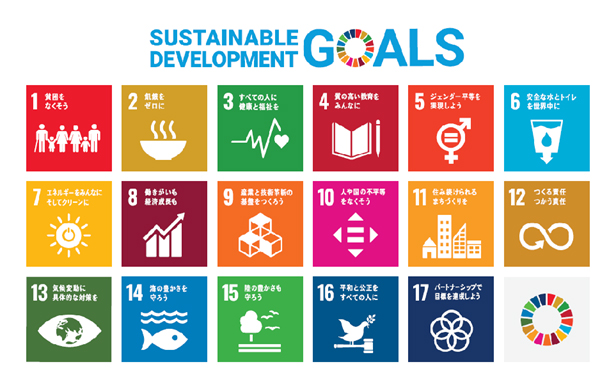 SDGs(Sustainable Development Goals)
