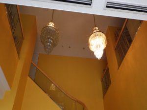 LED型ランプに交換